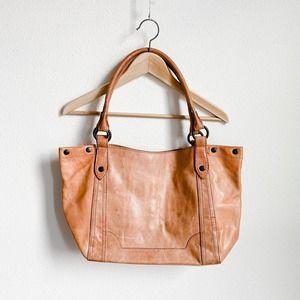 Frye Melissa Shoulder Bag Dusty Rose